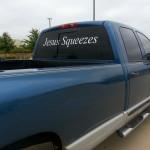 Jesus Squeezes