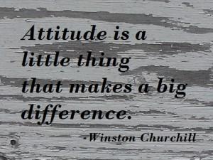 Attitudes and Impact