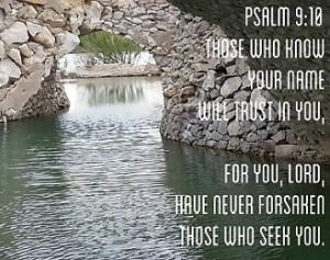 psalm 9.10 2