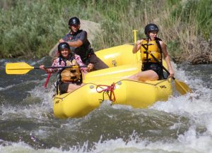 How Courage Overcame Fear on an Arkansas River Raft